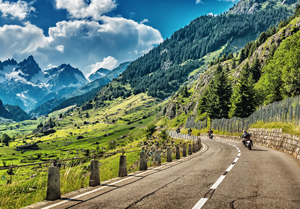 Current Top 100 Motorcycle Roads & Rides!
