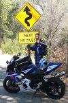 Motorcycle Roads Twisty Road - Next 140 miles!!! (California Route 36)