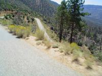 Motorcycle Roads Sherman Pass Road