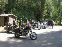 Motorcycle Roads Spokane Valley to White Pine Scenic By-way to St Maries Idaho