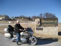 Motorcycle Roads The Olathe to Cottonwood Falls Loop