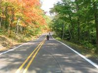 Motorcycle Roads Copper Harbor Run (Keweenaw Peninsula)