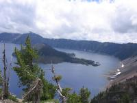 Motorcycle Roads Roseburg to Crater Lake on Wonderful 138