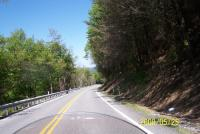 Motorcycle Roads PA 233 - 50 Miles and Four State Parks