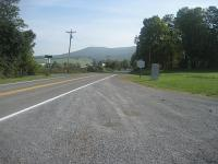 Motorcycle Roads Southeastern West Virginia - Peterstown to Sweet Springs