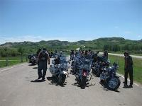 Motorcycle Roads Killdeer Mountain Four Bears Scenic Byway