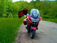 Motorcycle Roads Little Muskingum River Covered Bridge Tour