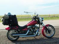 Motorcycle Roads Sturgis Ride - Last Leg (I-90)