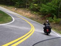 Motorcycle Roads Western Virginia Appalachian Mountain Loop