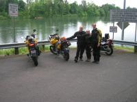 Motorcycle Roads Figure 8 Three Ferry Loop