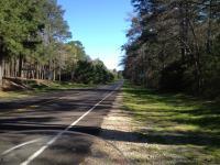 Motorcycle Roads Waller to Carlos Run