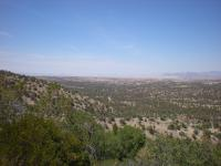 Motorcycle Roads Route 83 to Parker Canyon Lake