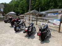 Motorcycle Roads SR-374 Hocking Hills