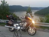 Motorcycle Roads Routes 56 & 50 - Cumberland Plateau Tour