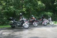 Motorcycle Roads Marmet to Beckley via Routes 94 & 3