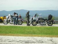 Motorcycle Roads Cheaha Mountain Skyway