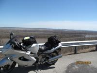 Motorcycle Roads From Hannibal MO to Louisiana MO on 79