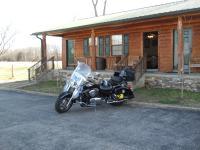 Motorcycle Roads Natchez Trace Escape - Route 99