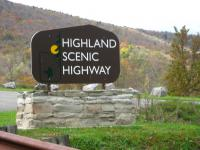 Motorcycle Roads The Highland Scenic Highway (SR 150)