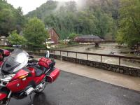 Motorcycle Roads Following the Ocoee Down In Tennessee