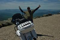 Motorcycle Roads Mt. Washington Auto Road