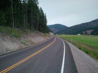 Motorcycle Roads Petty Creek Rd. / Graves Creek Rd.