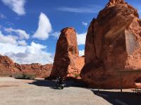 Motorcycle Roads Valley of Fire Loop