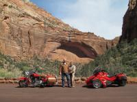 Motorcycle Roads Highway 9 - Zion Canyon