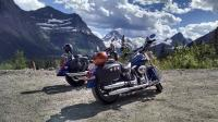Motorcycle Roads Going-To-The-Sun Road