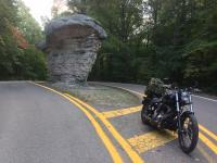 Motorcycle Roads Little River Canyon Parkway (AL Hwy 176)
