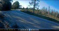 Motorcycle Roads Twisties Through Central Florida Countryside