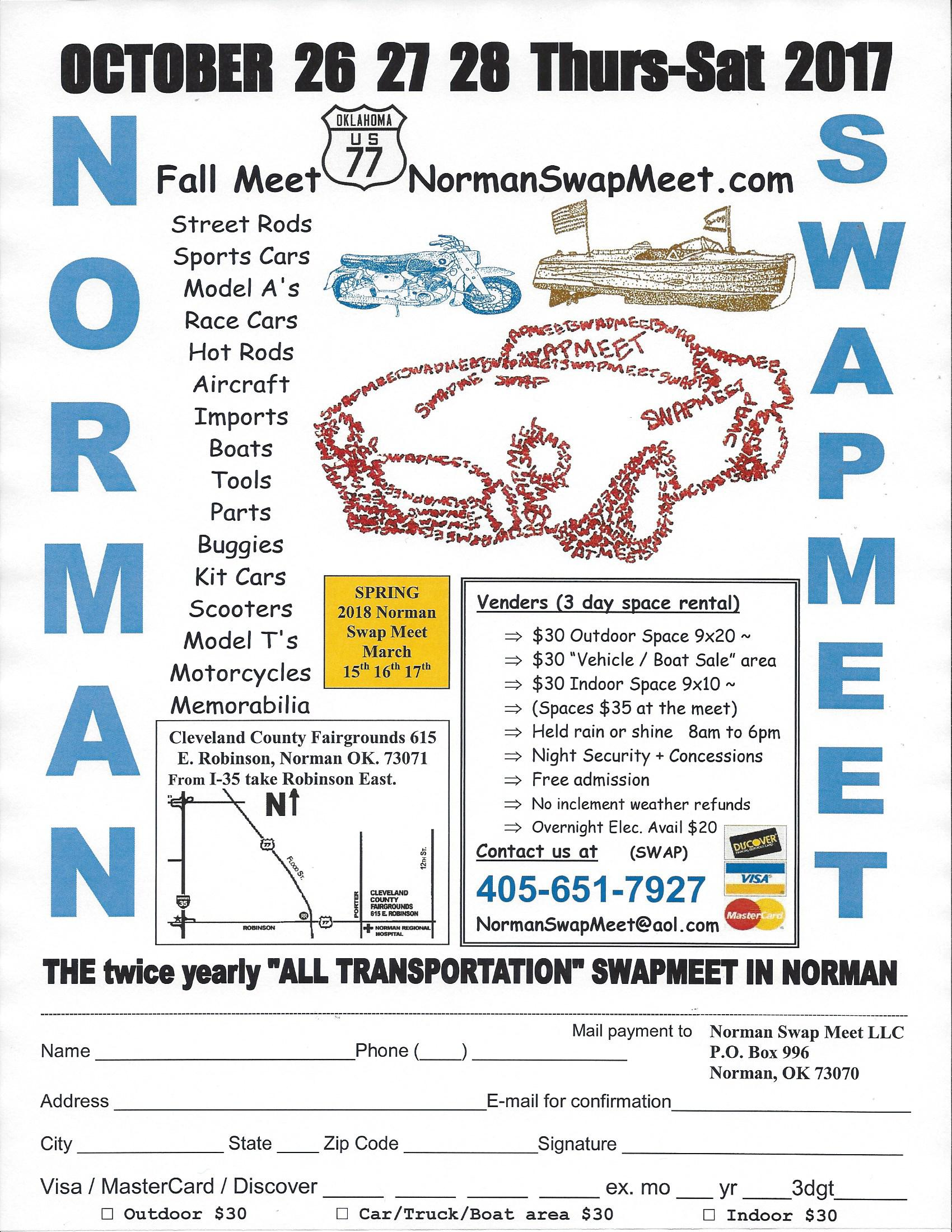 Motorcycle-Roads-Motorcycle-Events-Norman-Swap-Meet-Fall-2017