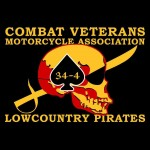 Combat Veterans Motorcycle Association 34-4 motorcycle club South Carolina