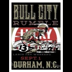 Vintage Motorcycle Show -Bull City Rumble 14 (Sept 1st) Downtown Durham, NC motorcycle event North Carolina
