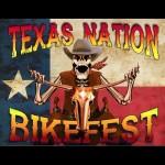 Texas Nation Bikefest motorcycle event Texas