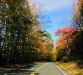 Motorcycle Roads Northern CT Appalachian Mountains Ride