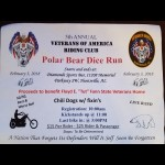 5th Annual Veterans of America Riding Club Polar Bear Run motorcycle event Alabama