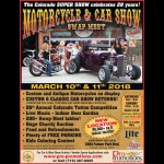 28th Annual Super Show & Swap Meet motorcycle event Colorado