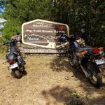 Motorcycle Roads Arkansas Pig Trail - Arkansas 23