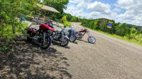 Motorcycle Roads The Three Sisters (AKA The Twisted Sisters)- Ranch Roads 335, 336,337a