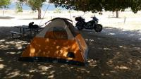 Motorcycle Roads Caliente to Kernville on County Rd 483