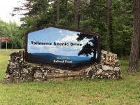 Motorcycle Roads Talimena National Scenic Byway