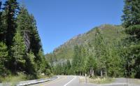 Motorcycle Roads Yuba River Ride; Hallelujah Junction to Emigrant Gap