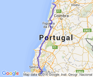 Find Motorcycle Roads Trips And Events In Portugal USA - Portugal map silver coast