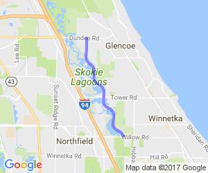 Motorcycle-Roads-Skokie-Lagoon-Trail
