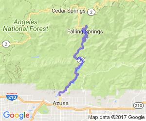 Motorcycle-Roads-San-Gabriel-Canyon-Road-Hwy-39
