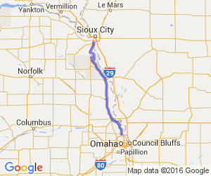 Find Motorcycle Roads Trips And Events In Nebraska USA - Nebraska river map