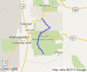 Find Motorcycle Roads Trips And Events In New Mexico USA New - Nm road map