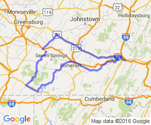 Motorcycle-Roads-Laurel-Hills-Loop-Through-the-Alleghenies