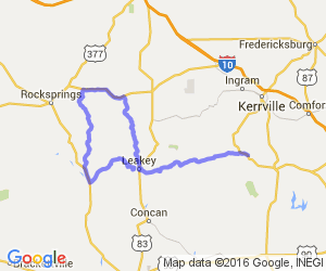 Best Road Trips In Texas MotorcycleRoadscom - Map of texas roads